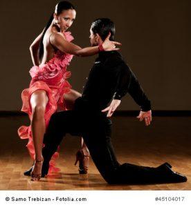 Fotolia Lizenz Tangopaar