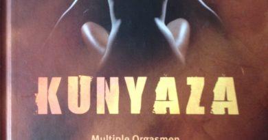 Cover Buch Kunyaza von Dr. Bizimana