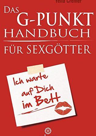 G-Punkt Handbuch für Sexgötter Cover