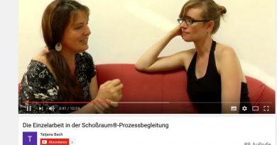 Video Einzelarbeit Schossraum-Prozessarbeit