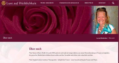 Screenshot Webseite KarenWolff Yoni-Massage Konstanz
