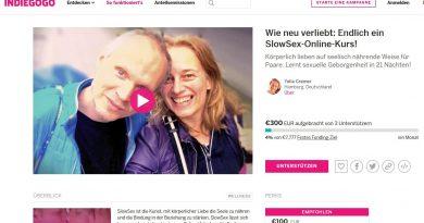 Screenshot Slowsex Onlinekurs Kampagne Yella Cremer