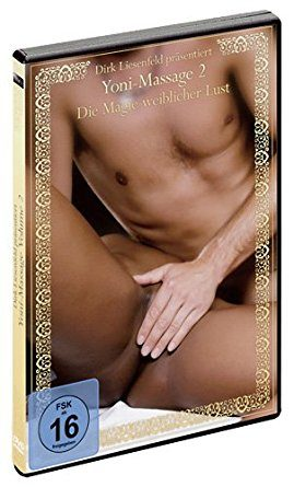 Cover DVD Yoni-Massage 2 Link zu Amazon