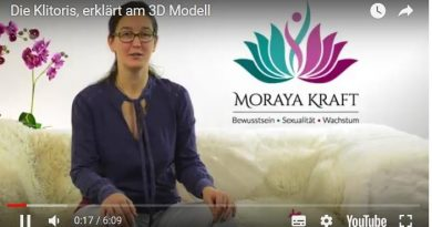 Moraya erklärt die Klitoris