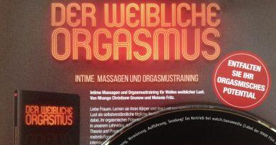 DVD zur Yoni-Massage: Der weibliche Orgasmus
