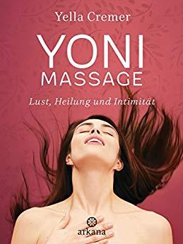 Cover Yella Cremer Buch zur Yoni-Massage