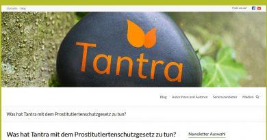 Screenshot Tantranetz Artikel Ralf Buchty