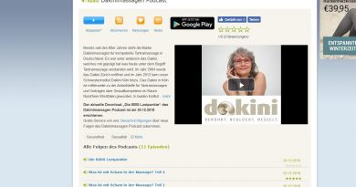 Screenshot Podcast Dakini mit Monika Kochs