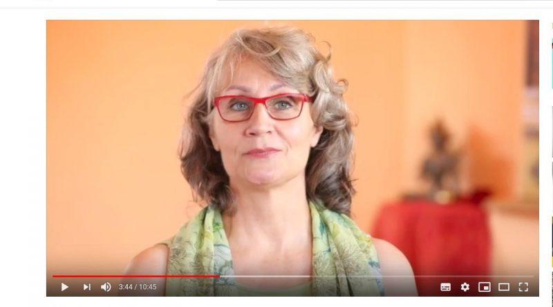 Screensshot Youtube-Interview Monika Kochs