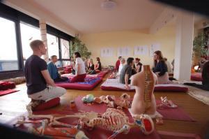Seminarraum Anukan-Ausbildung in Dresden