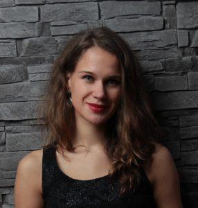 Anastasia Romanova, IMbuilding Beckenbodentraining