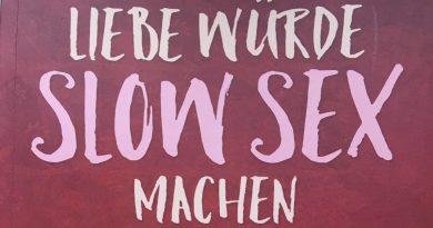 Cover Ausschnitt Slow Sex Buch